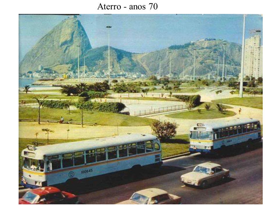 Centro - Av. Presidente Vargas - anos 60
