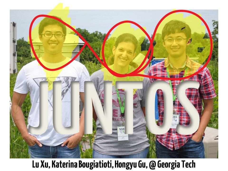 Lu Xu, Katerina Bougiatioti, Hongyu Gu, @ Georgia Tech