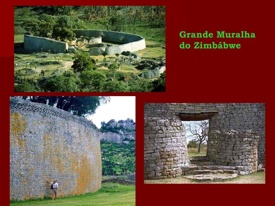 Grande Muralha do Zimbábwe