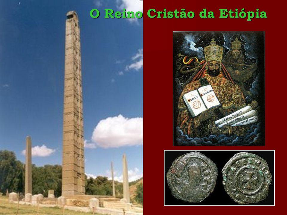 O Reino Cristão da Etiópia
