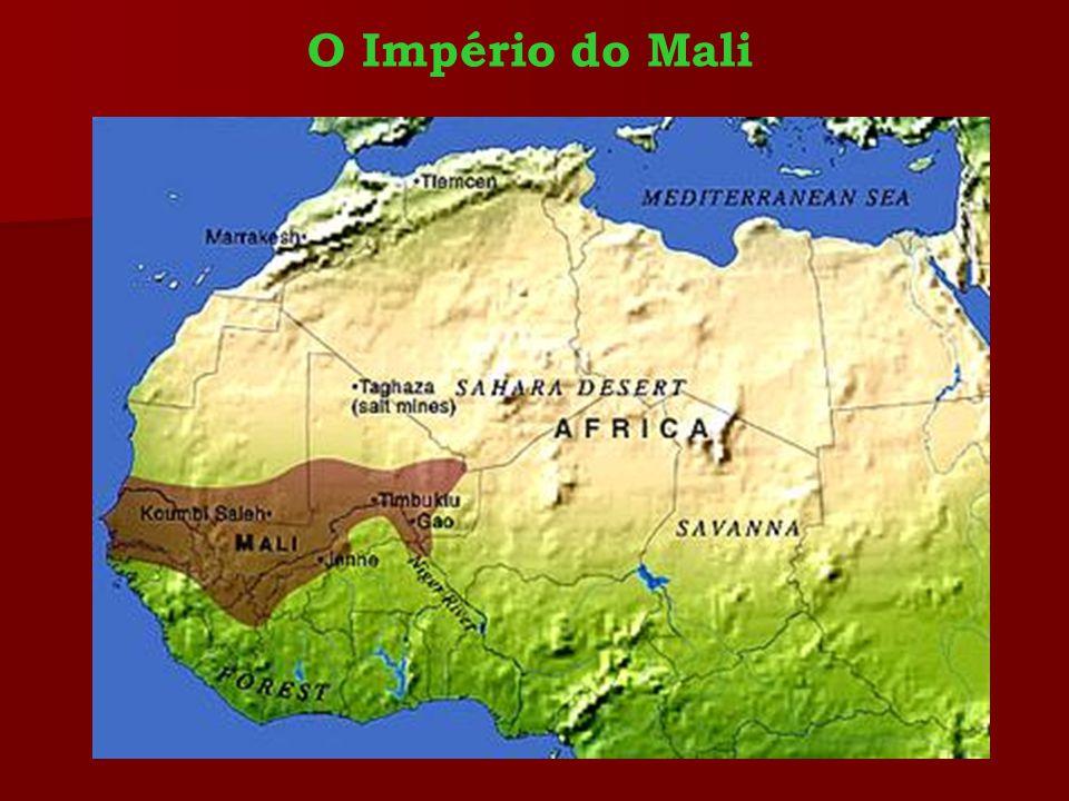 O Império do Mali