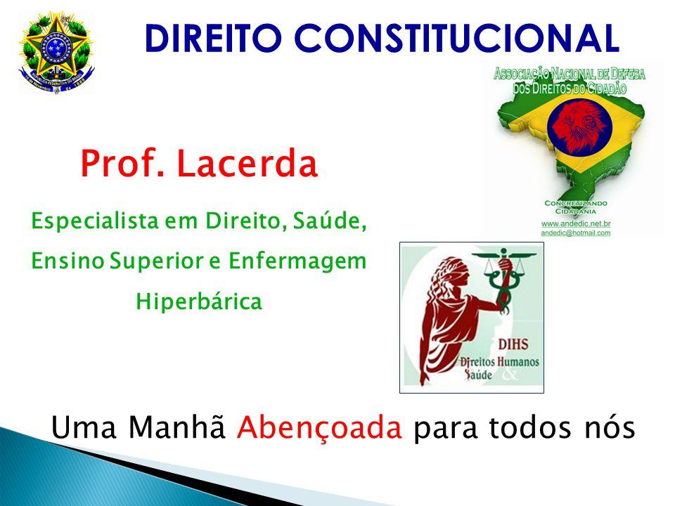 OBJETIVO DO AULA Analisar os Direitos Individuais e Coletivos Entender as Garantias e Princípios Constitucionais.