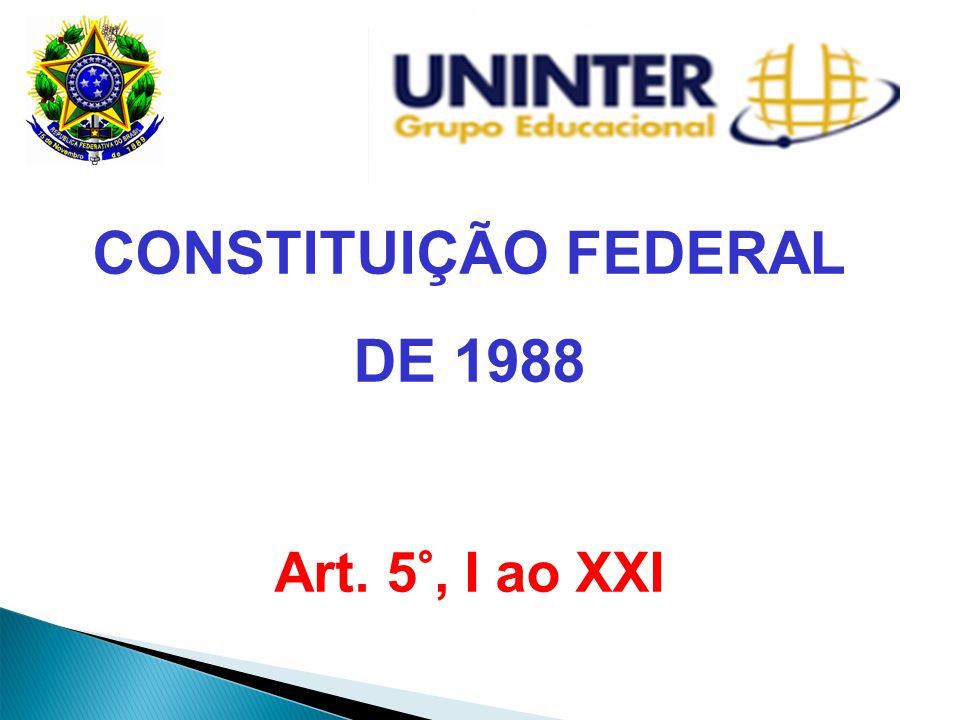 Teste seus conhecimentos 11 - (ESAF/AFRFB/2009) Segundo a Constituição de 1988, é assegurada, nos termos da lei, a prestação de assistência religiosa nas entidades civis e militares de internação privada ou pública.