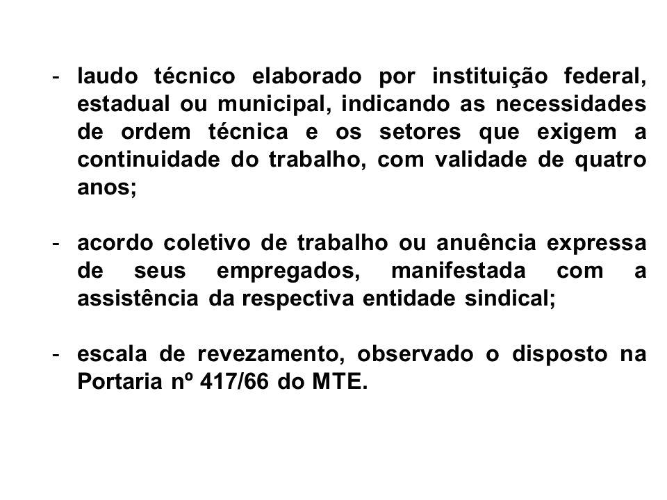 1.4 - COMÉRCIO VAREJISTA - TRABALHO AOS DOMINGOS Desde 9/11/97 está autorizado o trabalho aos domingos no comércio varejista em geral, observado o disposto na legislação municipal sobre o assunto.