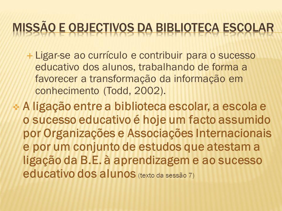 Um exemplo:  Para o subdomínio Articulação Curricular da B.E.
