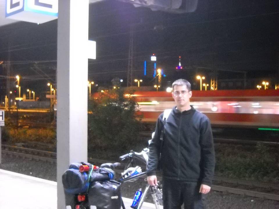12 horas de pedal e 140 km depois (nessa hora ja sabia q o couro da bunda ja tinha acabado).