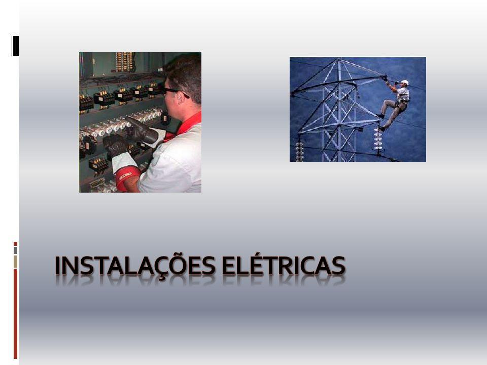 Proteção contra o risco de contato Todas as partes das instalações elétricas devem ser projetadas e executadas de modo que seja possível prevenir, por meios seguros, os perigos de choque elétrico e todos os outros tipos de acidentes.