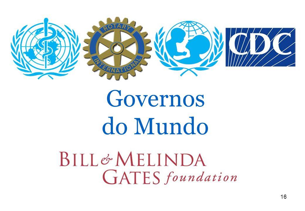 Governos do Mundo 16