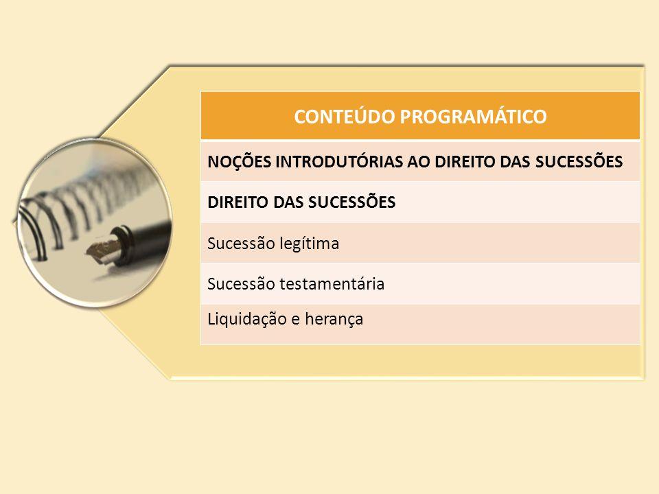 CALENDÁRIO – DIREITO CIVL IV 1º.