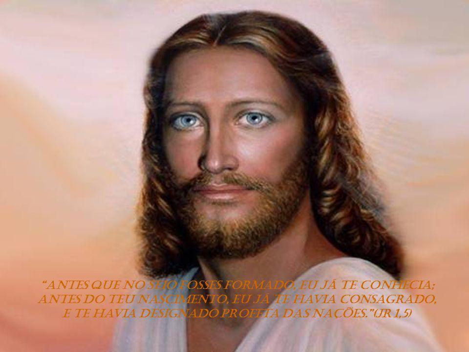 """ABANDONE-SE... Sinta a presença de Deus na sua própria vida. """"Eu te amei com amor eterno, por isso conservei para ti o amor"""" (Jr 31,3)"""