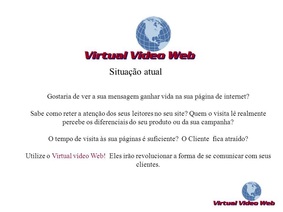 E-Card Vídeo é um mecanismo de entrega de uma mensagem direta da sua empresa, de uma maneira nunca antes possível usando a tecnologia Virtual vídeo Web.