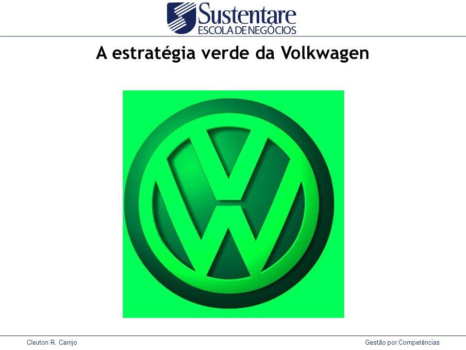 A estratégia verde da Volkwagen