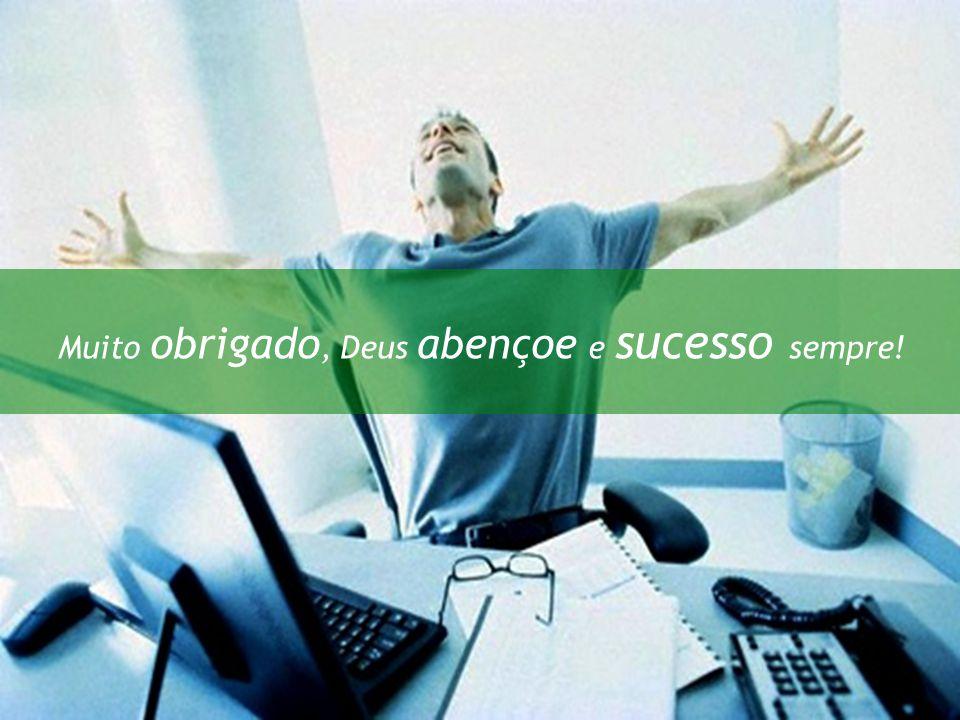 Cleuton R. Carrijo Gestão por Competências Muito obrigado, Deus abençoe e sucesso sempre!