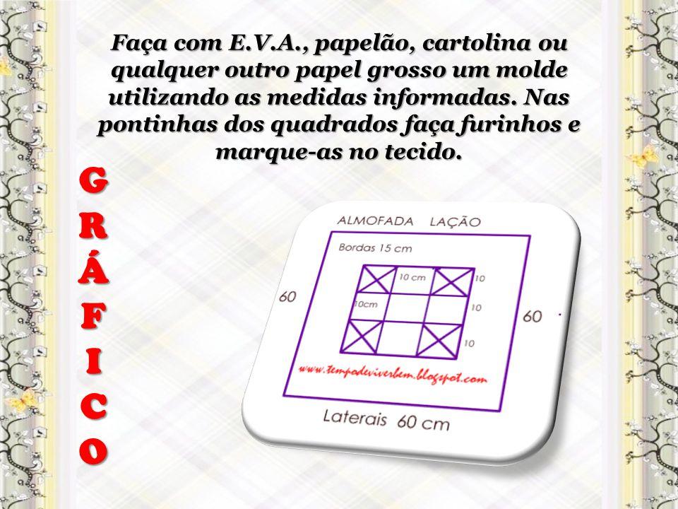Nos quadrados marcados com X faça o ponto fofoca (ou capitonê):