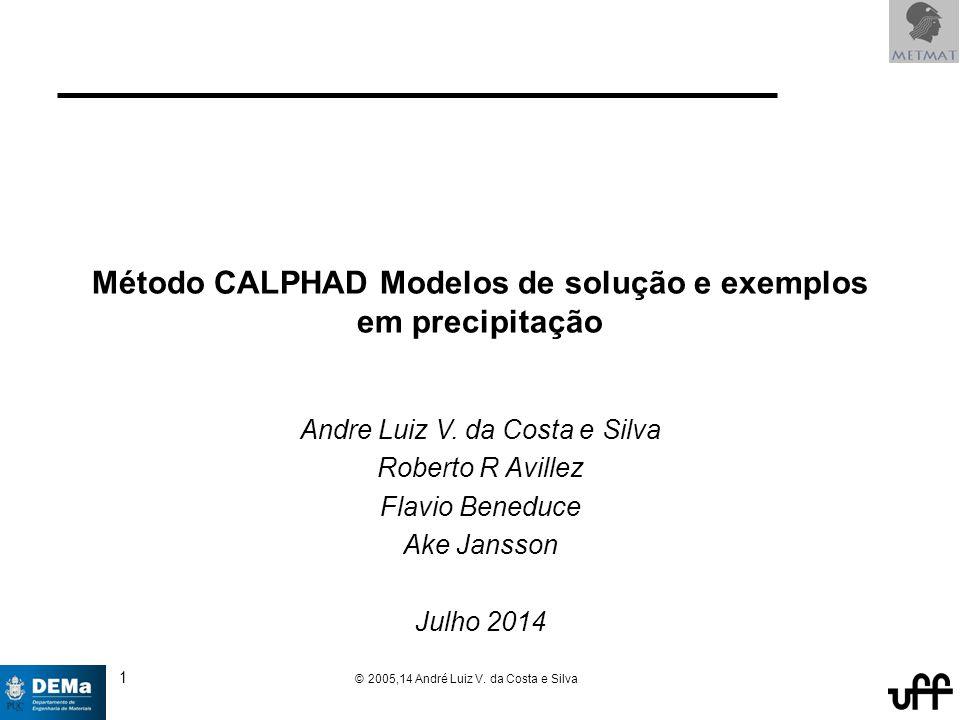 1 © 2005,14 André Luiz V.