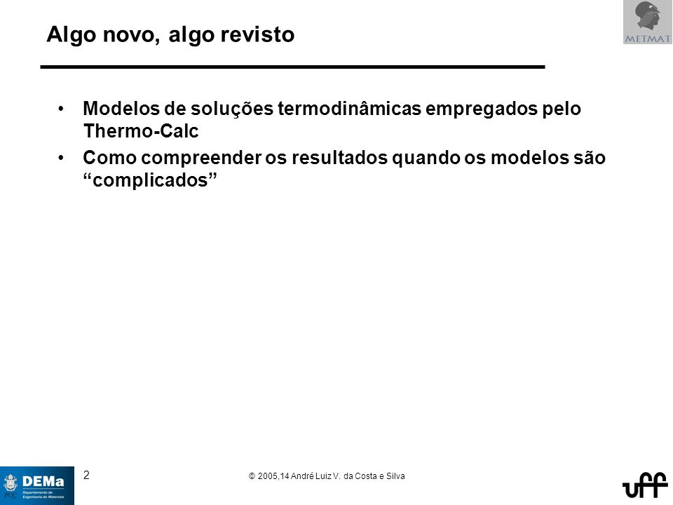 2 © 2005,14 André Luiz V.
