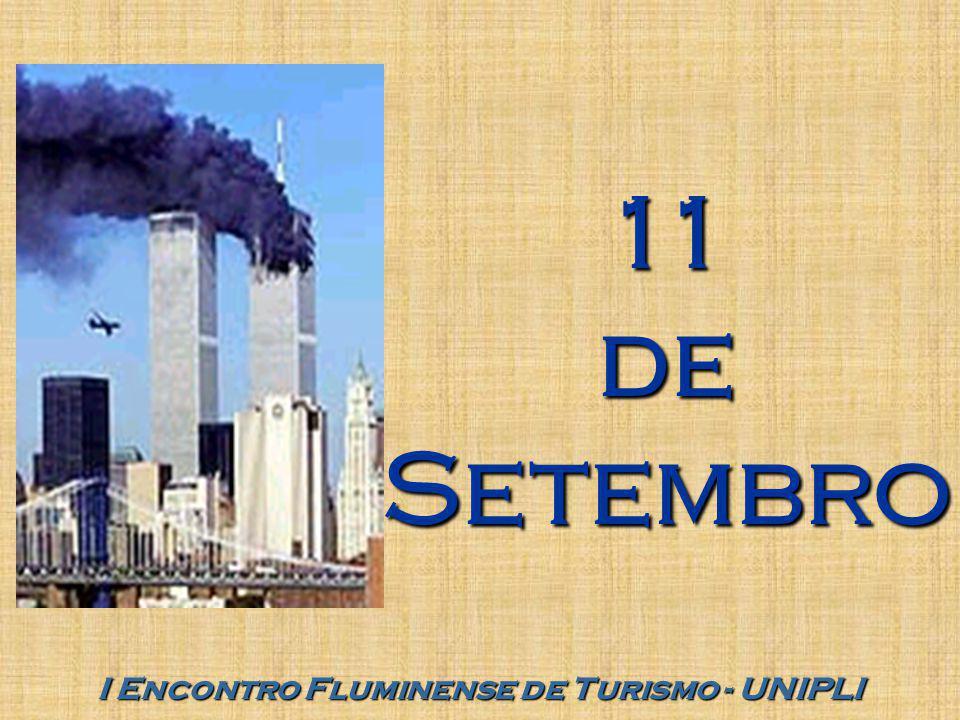 11deSetembro I Encontro Fluminense de Turismo - UNIPLI