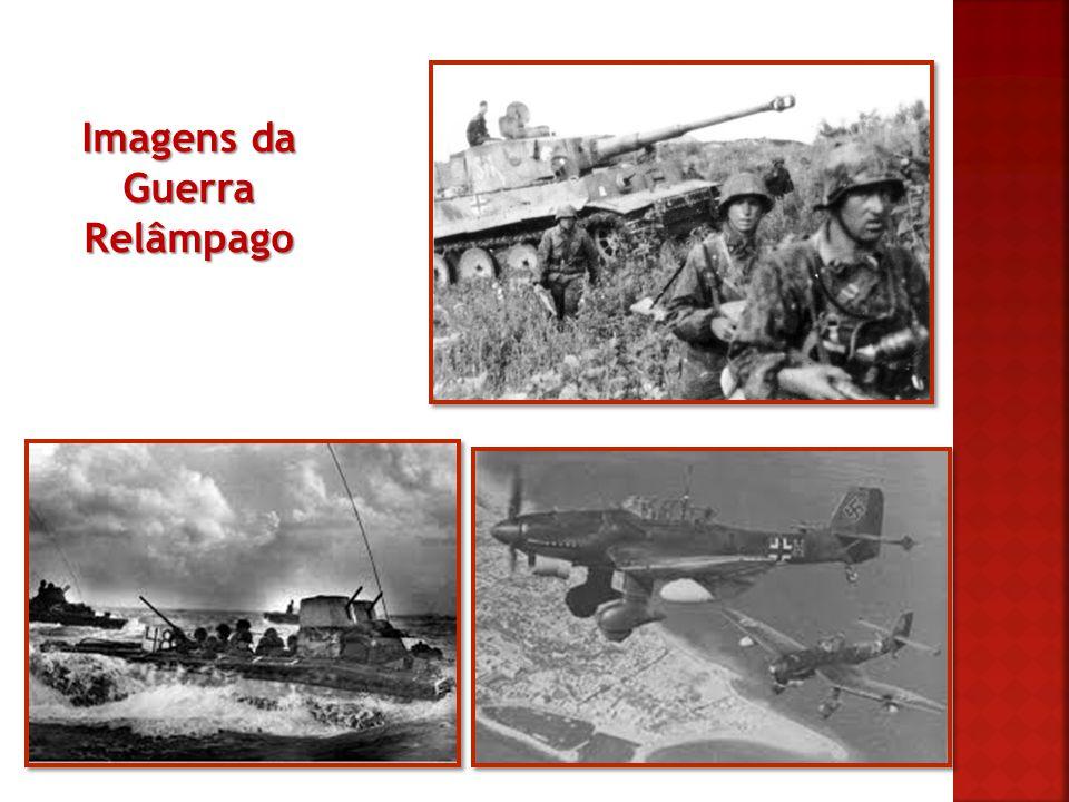 Imagens da Guerra Relâmpago