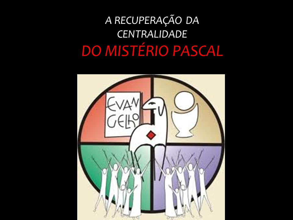 A missa é a ç ão de gra ç as A missa tamb é m pode ser chamada de eucaristia, ou seja, a ç ão de gra ç as.