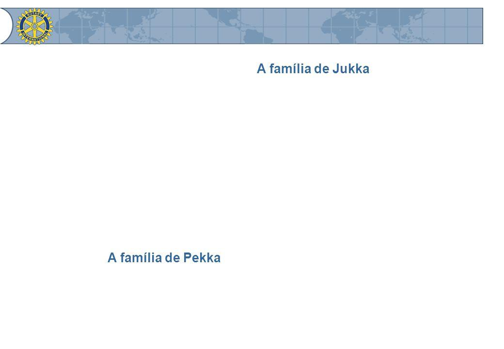 A família de Jukka A família de Pekka