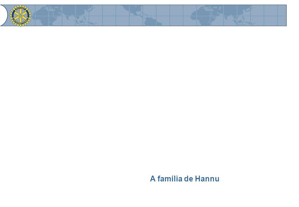 A família de Hannu