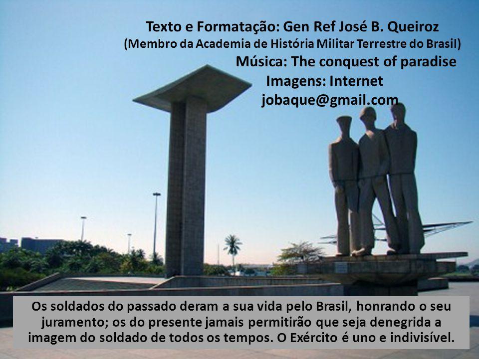 Texto e Formatação: Gen Ref José B.