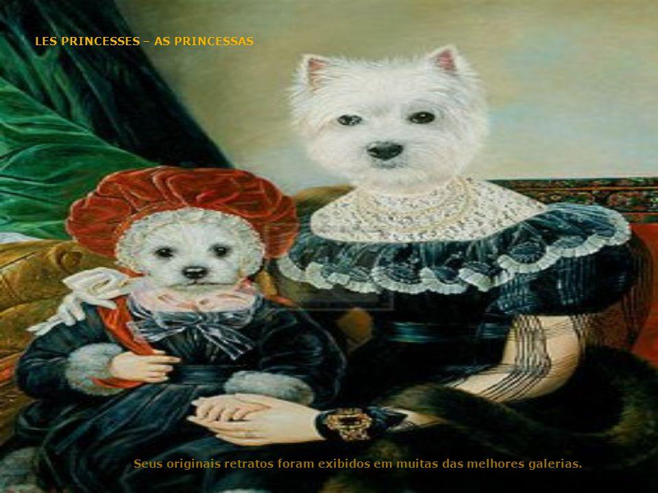THE SQUIRE – O NOBRE RURAL Thierry Poncelet se tornou um artista de muito sucesso, e suas pinturas são procuradas no mundo inteiro.