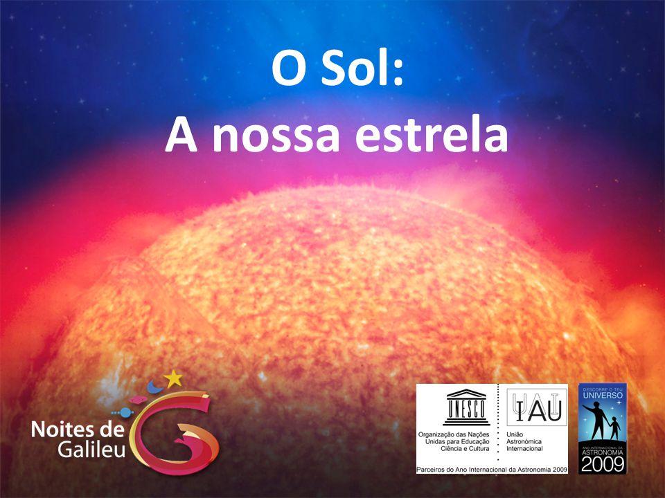 O Sol: A nossa estrela