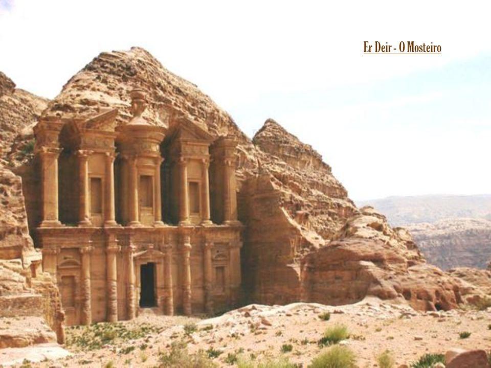 El Khazneh A Câmara do Tesouro