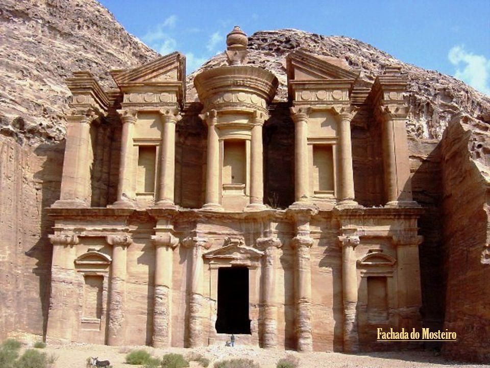 Er Deir - O Mosteiro