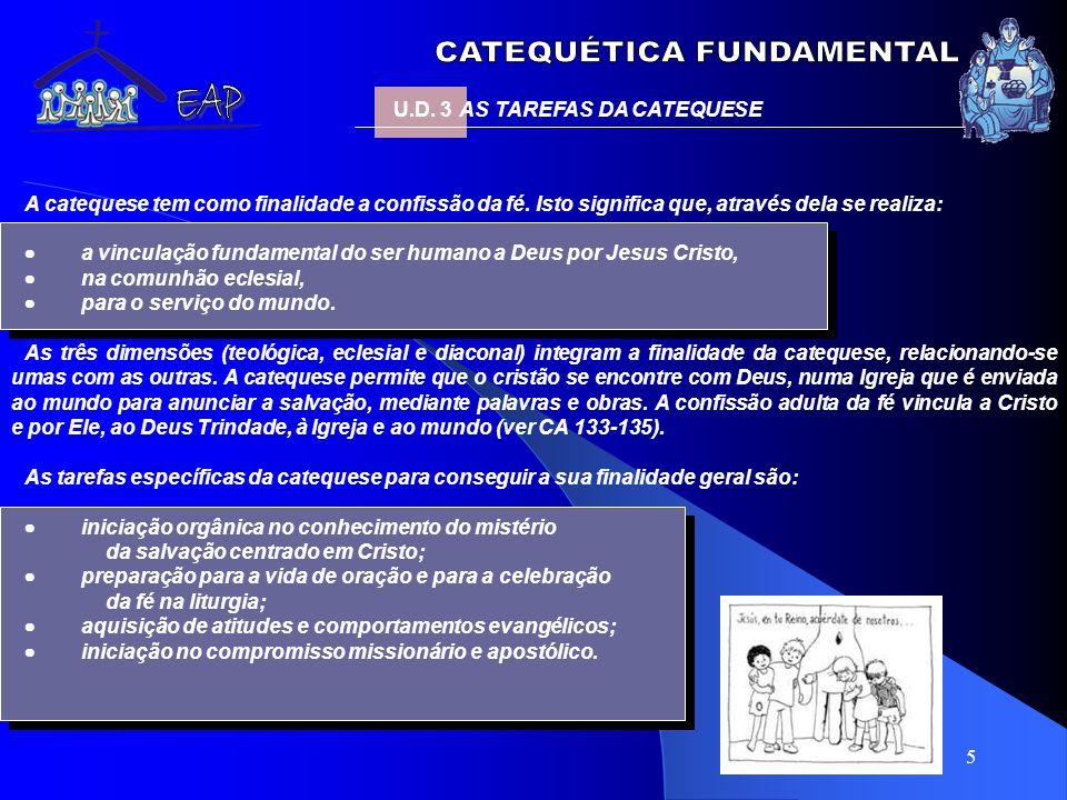 6 Características – qualidades – de uma fé adulta:  integrada;  fundamentada psicologicamente;  diferenciada;  aprofundada;  operatória;  aberta.