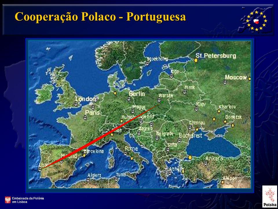 23 Cooperação Polaco - Portuguesa Embaixada da Polónia em Lisboa