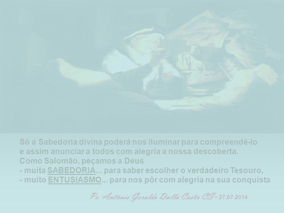 - E dentro da Igreja, diante do divino Pescador, somos um membro vivo, atuante, útil à vida da Igreja, ou um peixe inútil, desprezado pelo próprio Deus.
