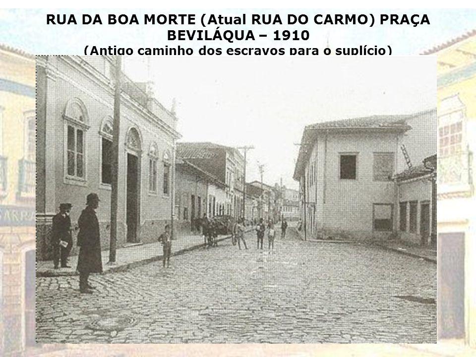 ESQUINA DAS RUAS SÃO BENTO ESQUINA COM RUA DIREITA - 1908