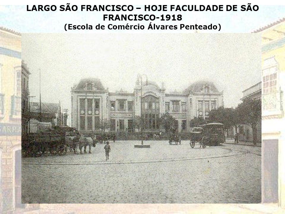 PASSEIO DOMINICAL NO TIETÊ - 1917