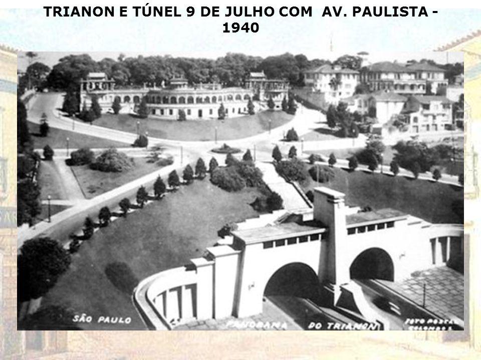 PRAÇA DA SÉ COM A CATEDRAL DA SÉ EM CONSTRUÇÃO 1938