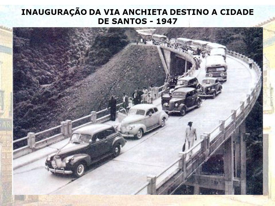 TRIANON E TÚNEL 9 DE JULHO COM AV. PAULISTA - 1940