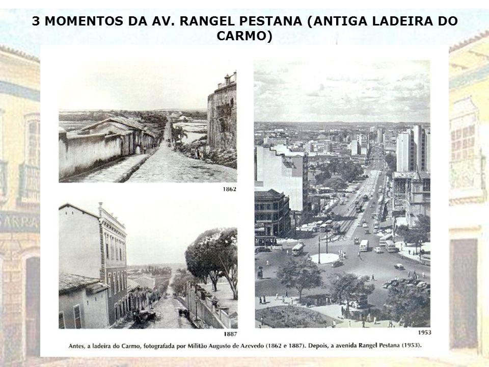 AV. SÃO JOÃO COM A AV. IPIRANGA - 1952