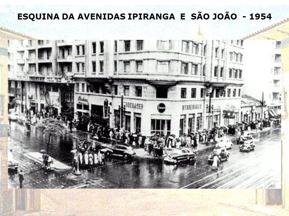3 MOMENTOS DA AV. RANGEL PESTANA (ANTIGA LADEIRA DO CARMO)