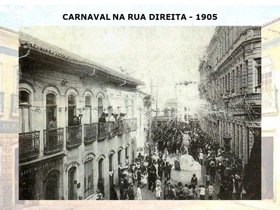 INAUGURAÇÃO DA LINHA DE BONDE BOM RETIRO PARA LARGO DA CONCORDIA - 1900
