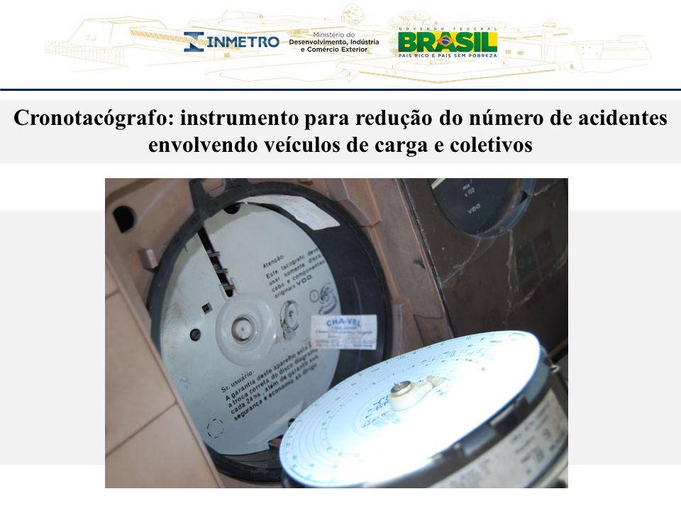 Cronotacógrafo: instrumento para redução do número de acidentes envolvendo veículos de carga e coletivos