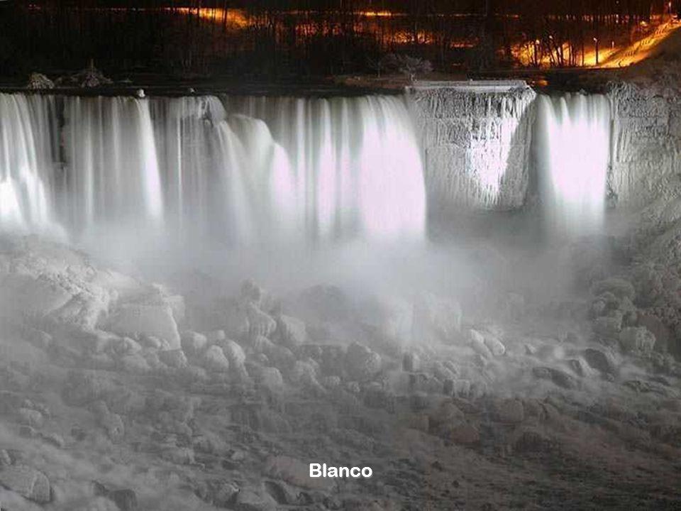 Vista do cassino de Niagara Falls.