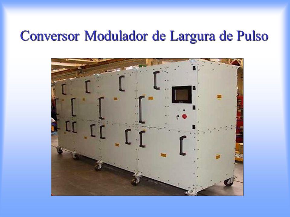 Conversor Modulador de Largura de Pulso