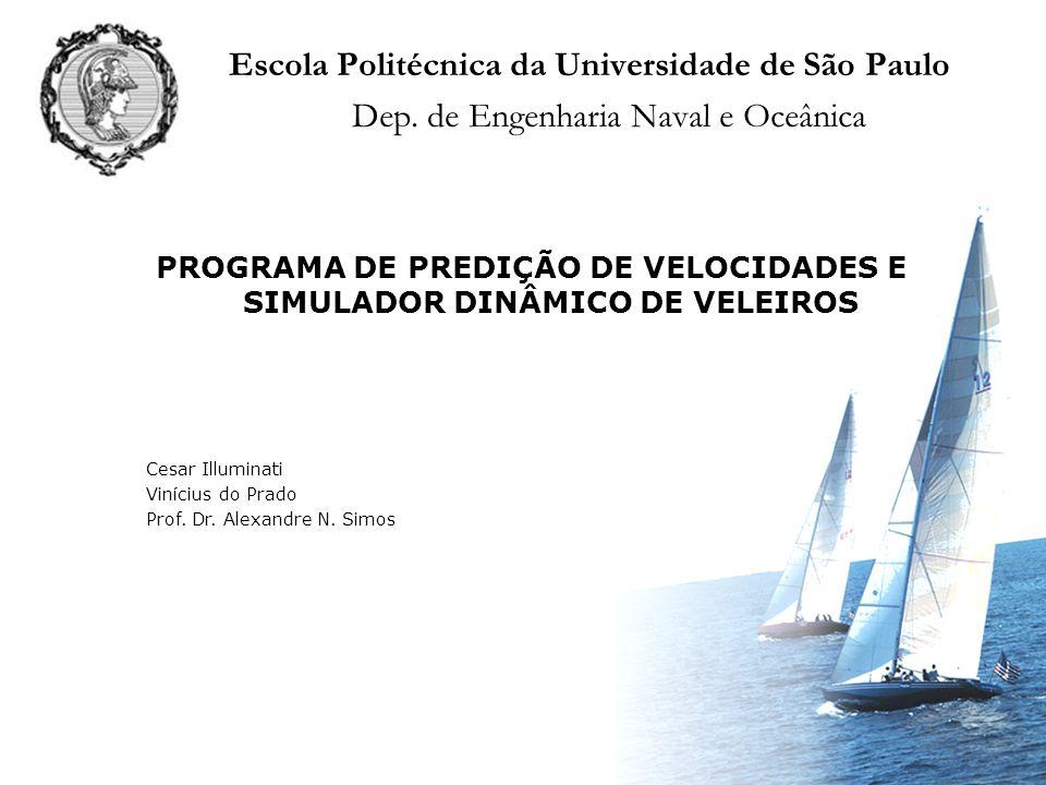 Escola Politécnica da Universidade de São Paulo Dep.
