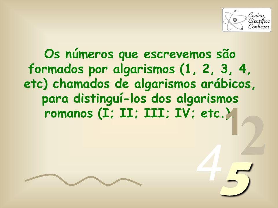 1 2 4 5 Os Números