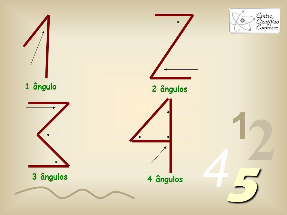 1 2 4 5 Veja como eram escritos os algarismos na sua forma primitiva e constate!...