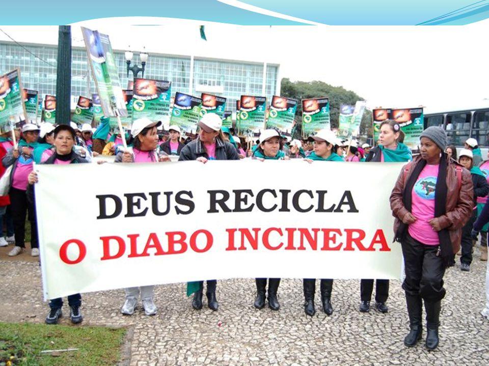 Este é um apelo e um convite à sociedade brasileira para que não permita mais a utilização do trabalho de crianças e adolescentes na coleta de lixo.