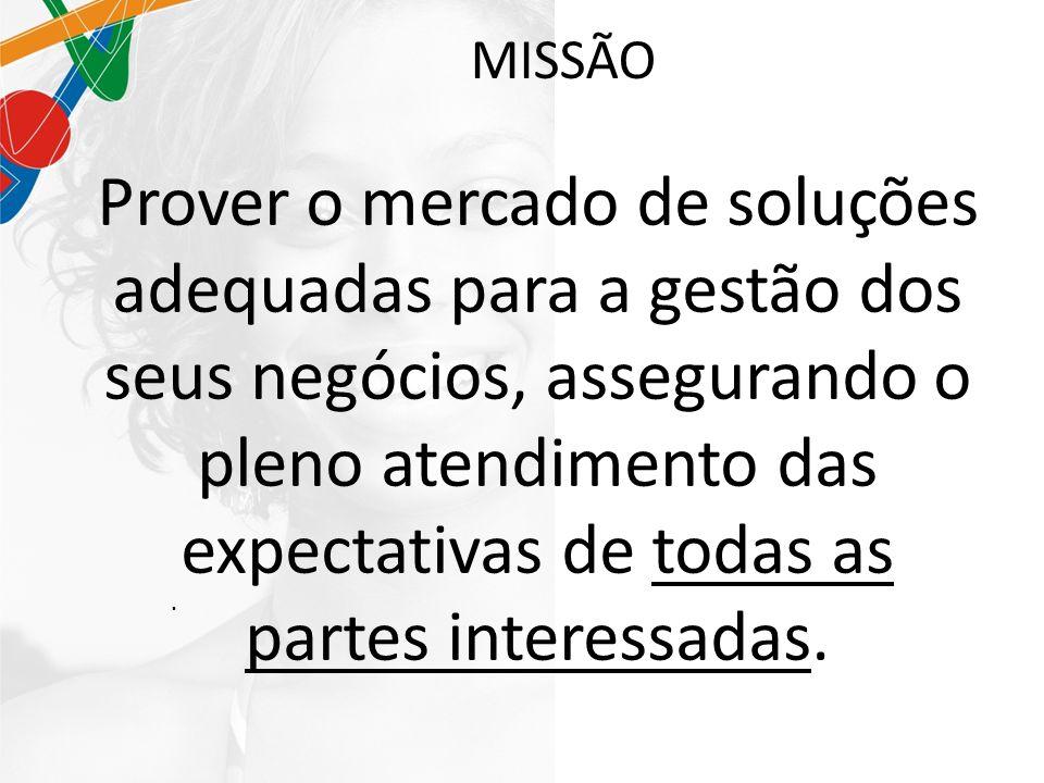 MISSÃO.