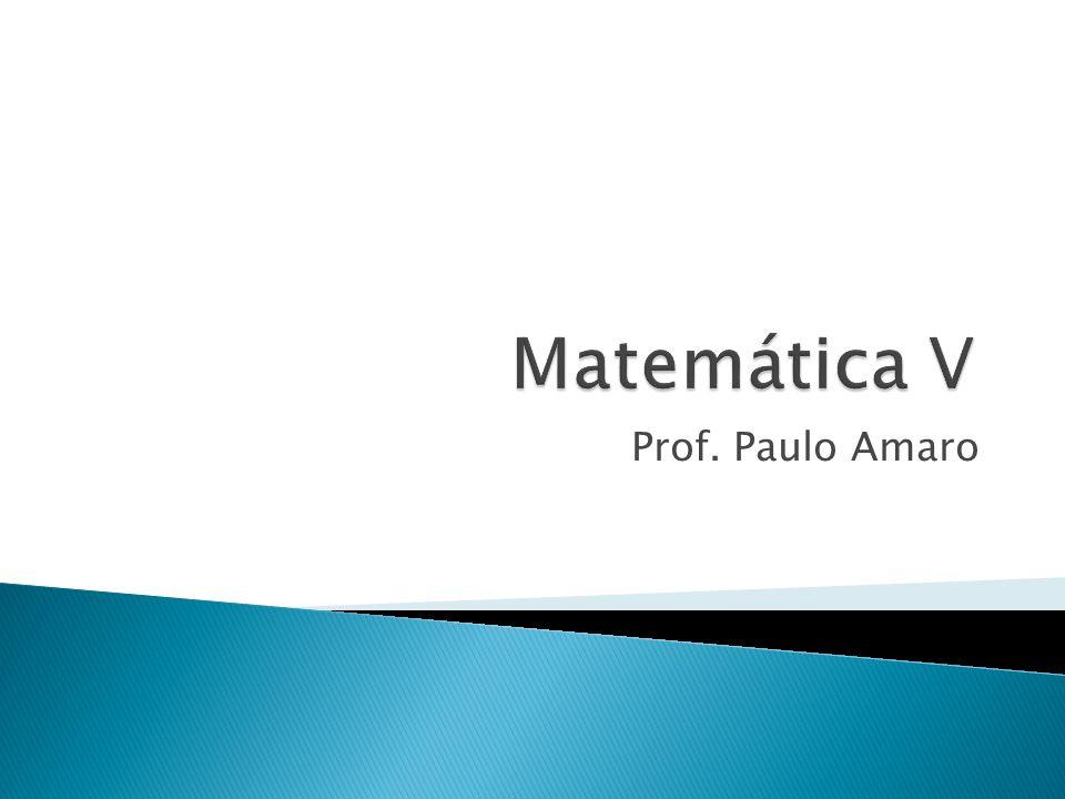  Geometria de Posição;  Geometria Plana;  Geometria Espacial;  Geometria Analítica.