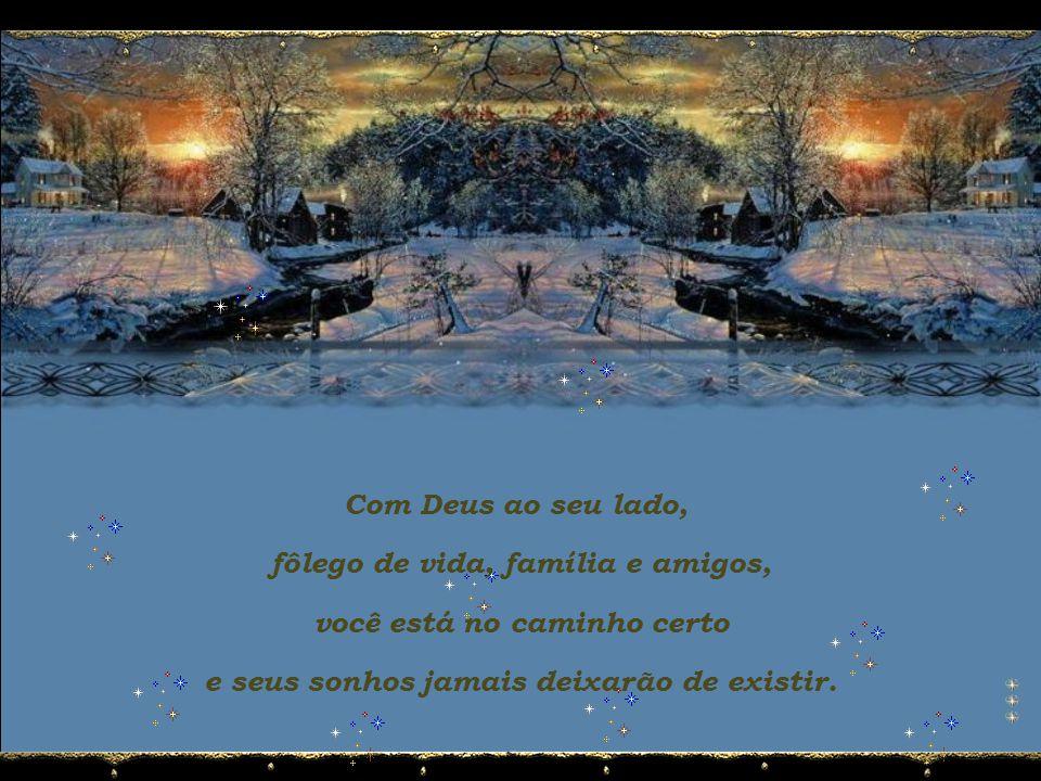 Sonhos saíram, alguns já voltaram sorrindo e outros, de mãos vazias, aguardam a chegada do novo ano, para seguirem numa nova busca.